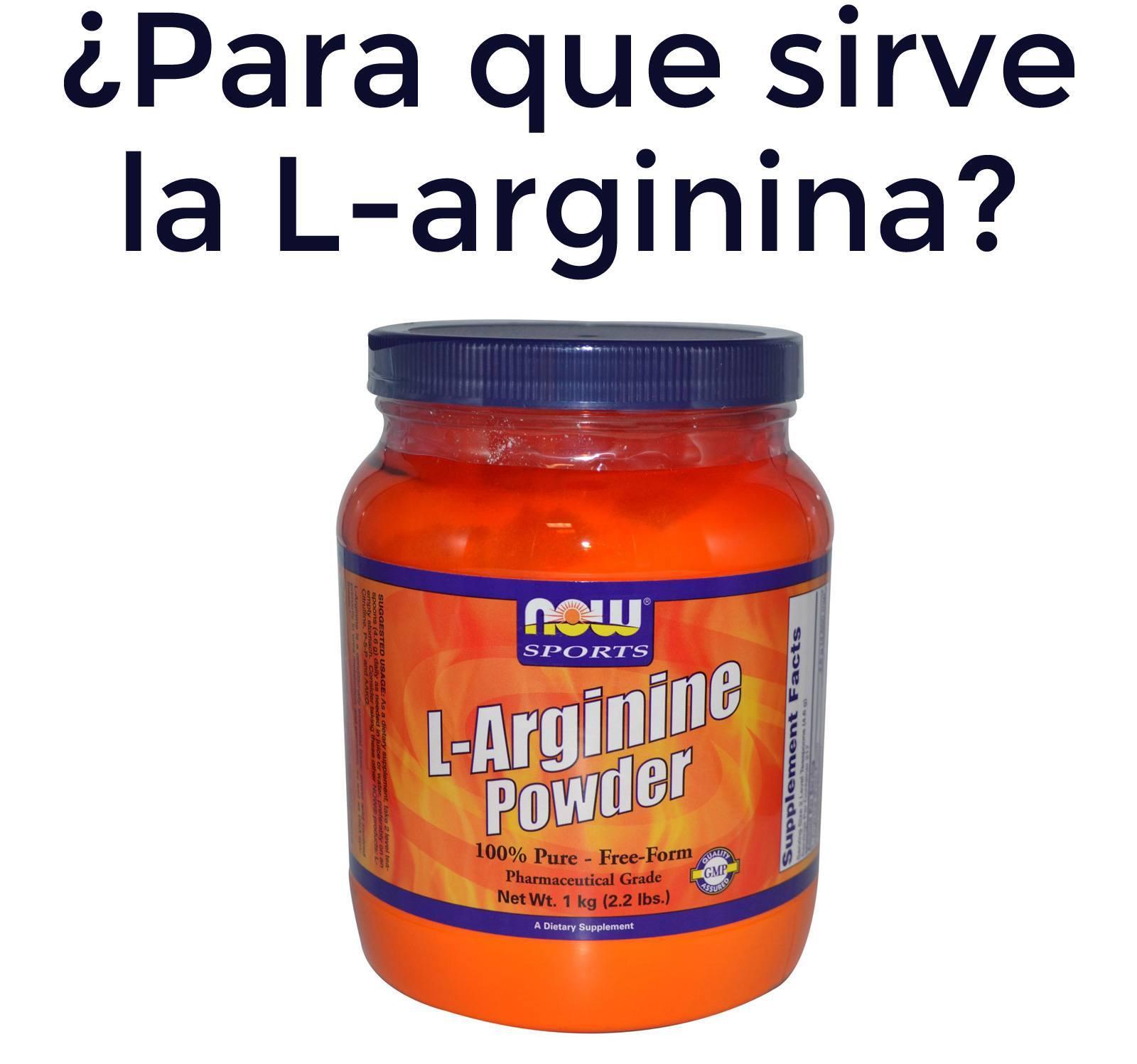 Para que sirve la arginina la guia de las vitaminas for Para que sirve la ergonomia
