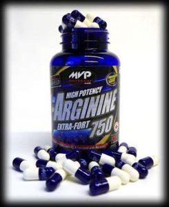 Contraindicaciones de la arginina