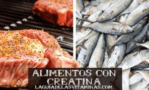 alimentos-con-creatina