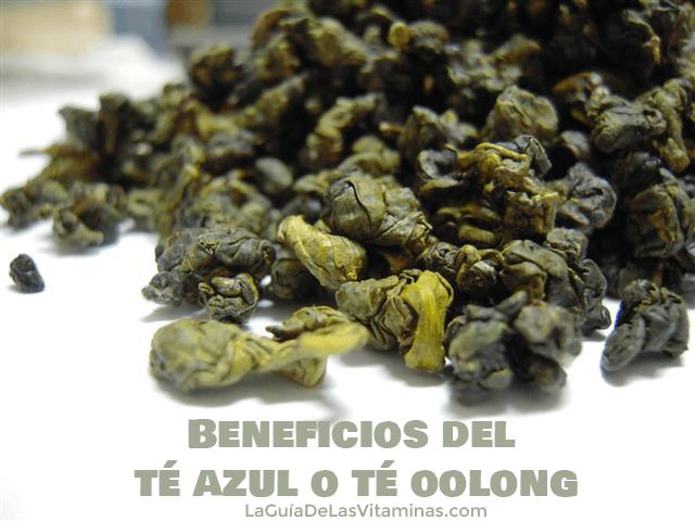 6 Beneficios del té azul o té oolong - La Guía de las
