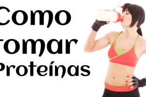 como-tomar-proteina-para-musculo