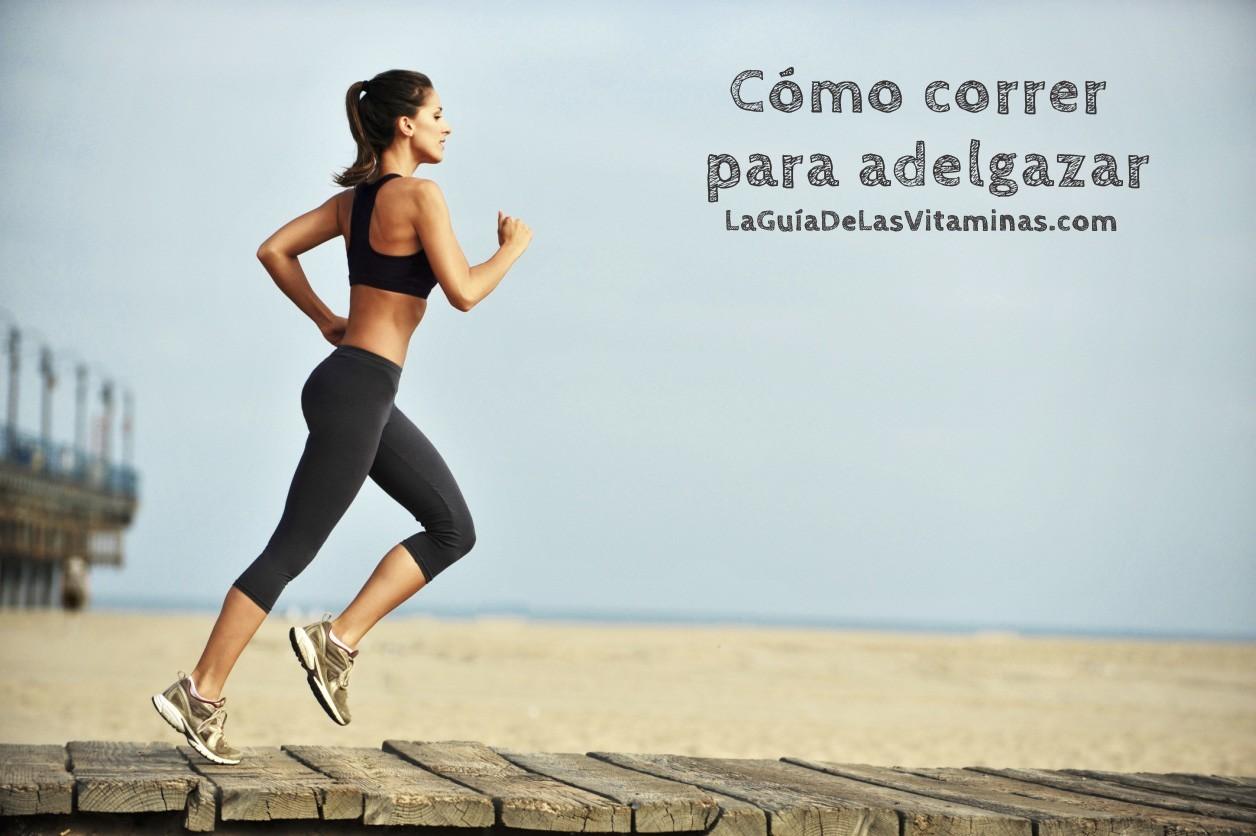 Se puede bajar de peso sin correr