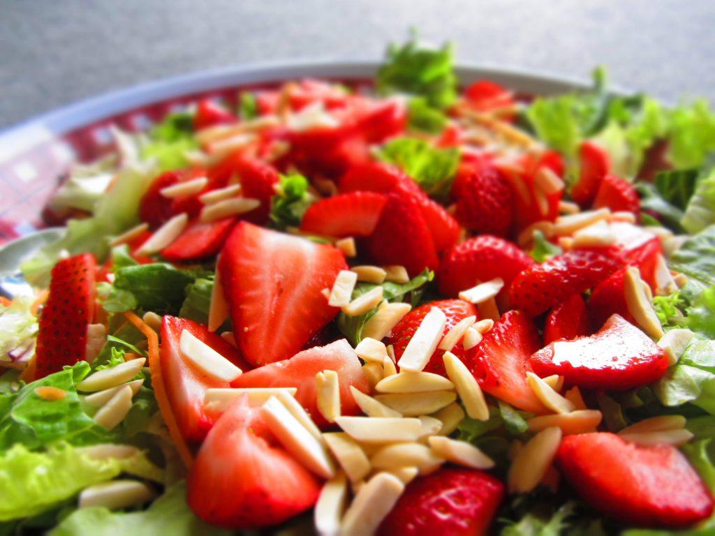 Dieta de la fresa