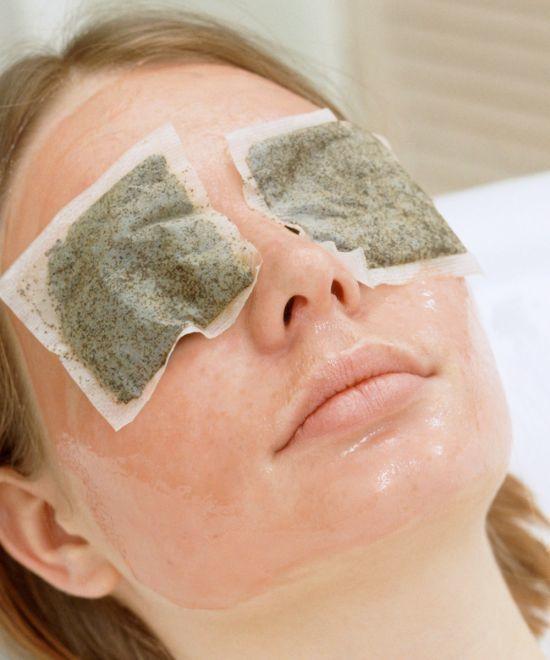 5 formas de quitar las bolsas de los ojos la gu a de las - Como quitar las humedades de la pared ...