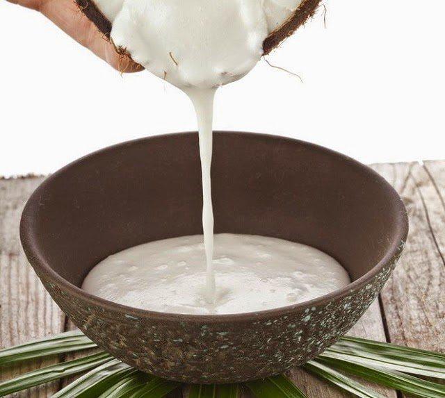 leche de coco-usos
