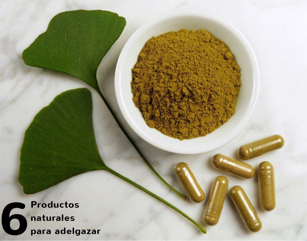 6 productos naturales para adelgazar la gu a de las - Alimentos dieteticos para adelgazar ...