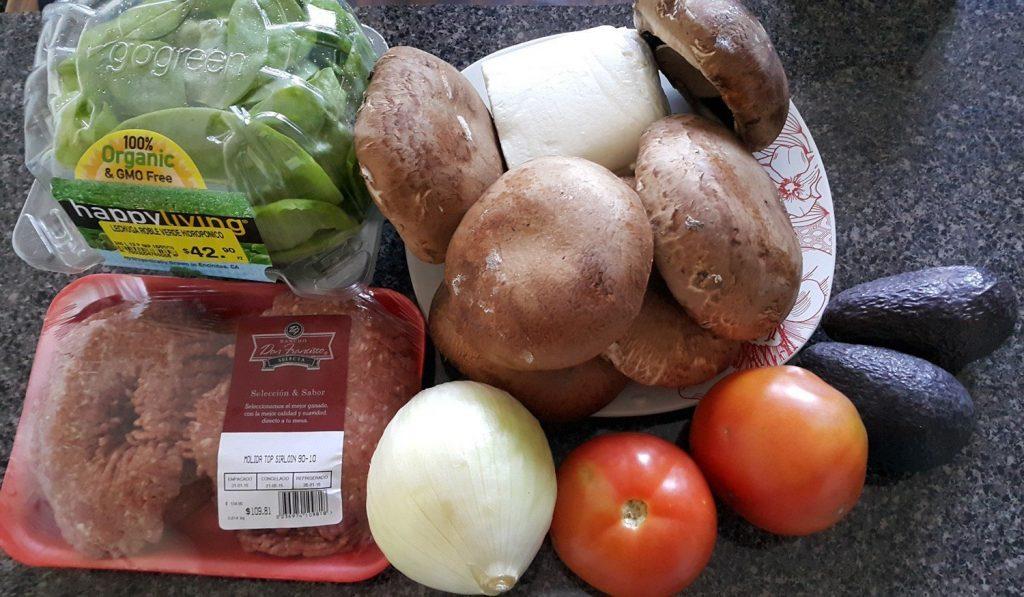 Ingredientes-para-hacer-una-hamburguesa
