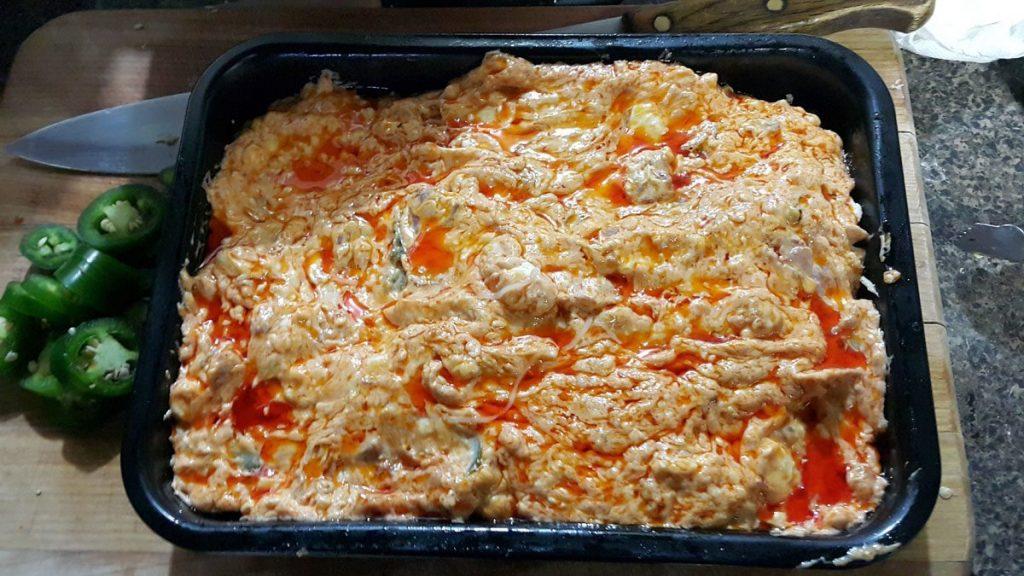pollo-con-crema-de-salsa-buffalo-y-tocino