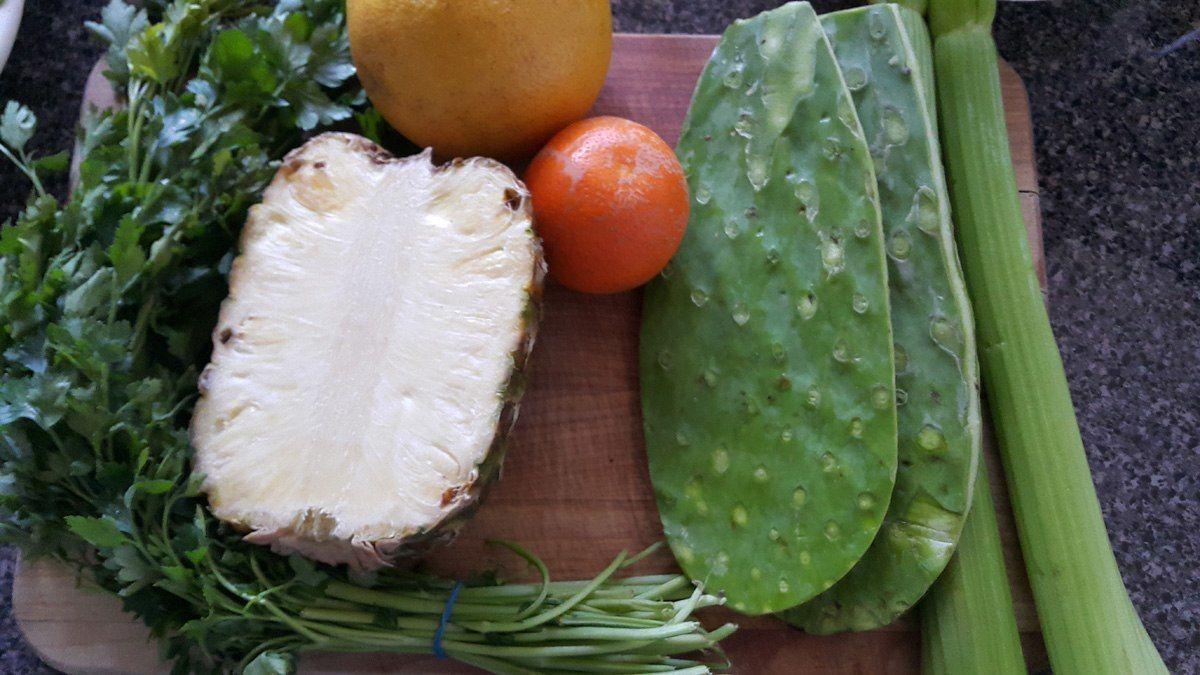 La Mejor Receta De Jugo Verde Para Bajar De Peso - La Guía