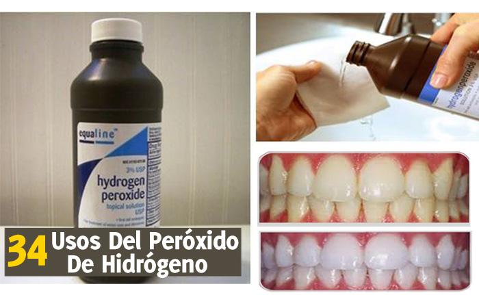 34 usos del per xido de hidr geno o agua oxigenada no for Cocina con hidrogeno