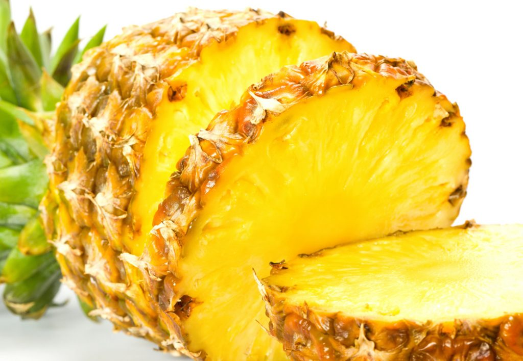 frutas ideales para bajar de peso-piña