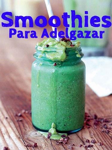 smoothies-para-bajar-de-peso