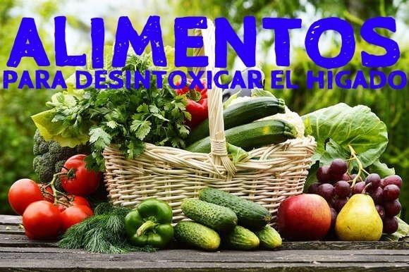 10 alimentos para desintoxicar el h gado que limpiaran tu cuerpo el 4 esta delicioso la - Alimentos que curan el higado ...