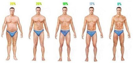 comparacion-de-porcentaje-de-grasa-corporal