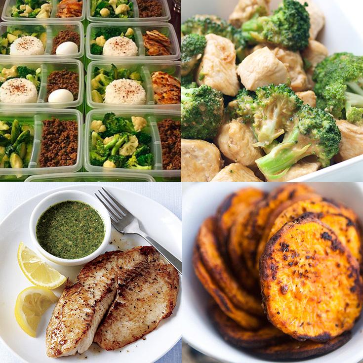 Dieta para 2900 calorias