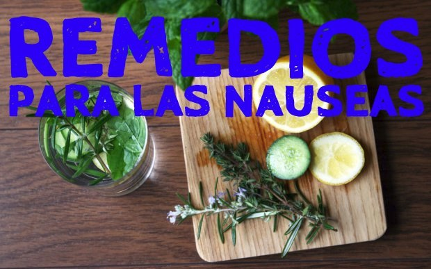 12 Remedios Naturales Para Las Náuseas - La Guía de las