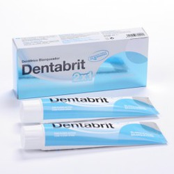 Dentabrit Blanqueador Plus