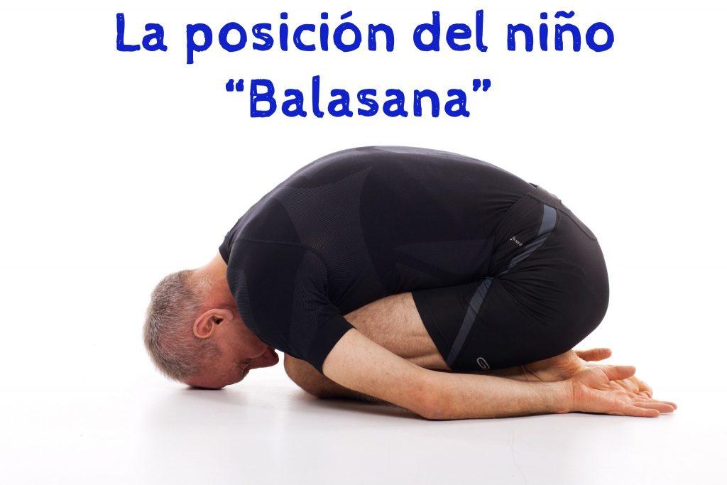 La-posición-del-niño-o-Balasana