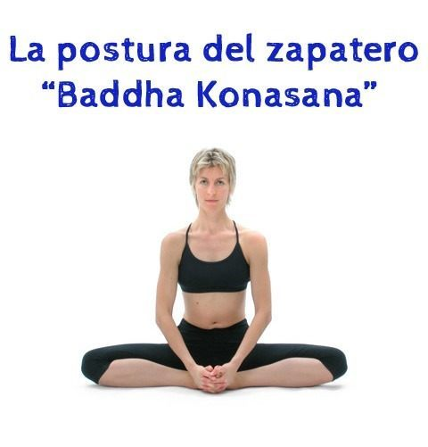 Zapatero-Baddha-Konasana