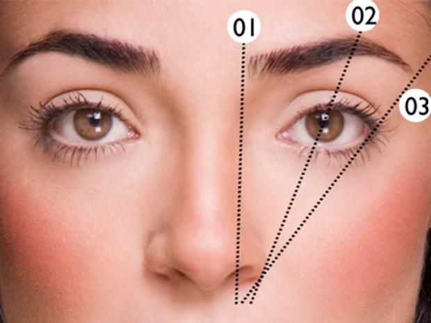 12 tips para unas cejas perfectas la gu a de las vitaminas for Diseno de cejas