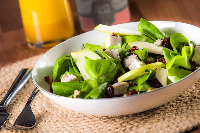 Adelgazar rapido con ensaladas