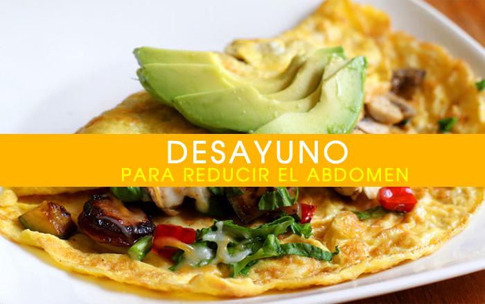 desayuno-para-reducir-el-abdomen