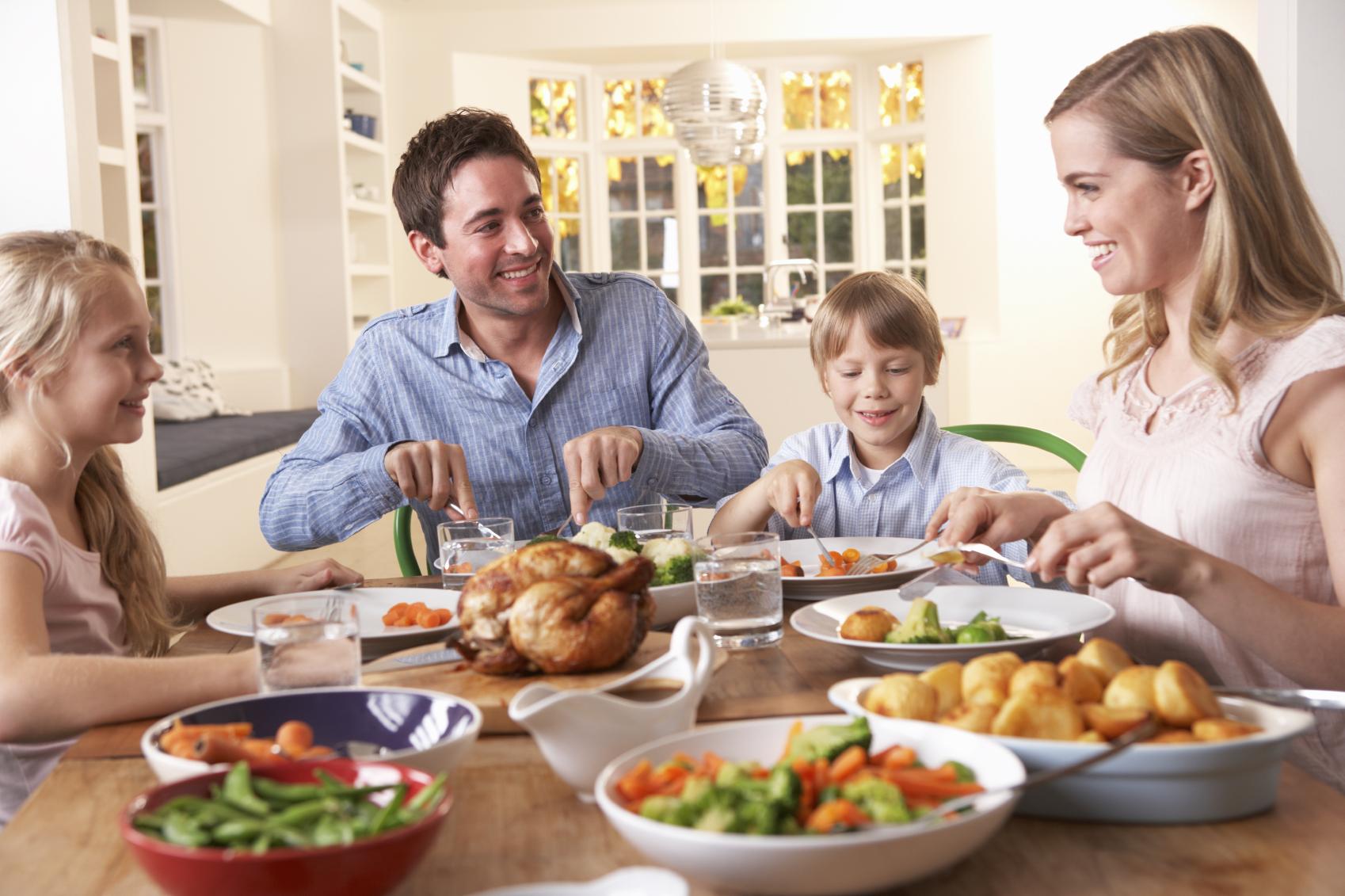 10 almuerzos saludables para toda la familia