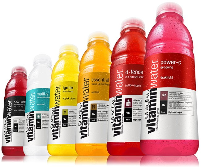 Are Vitamin Water Energy Drinks Bad For You