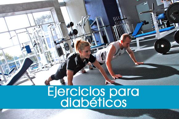 15 Ejercicios Para Diabéticos Tipo 2