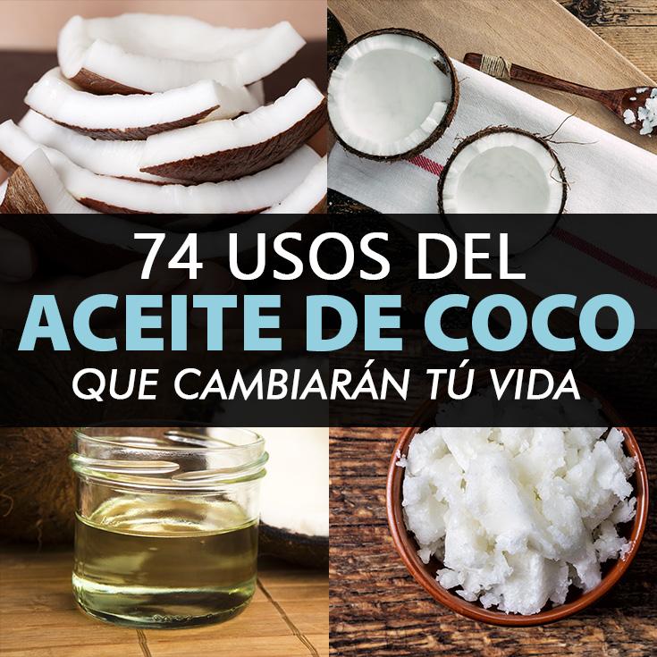 74 usos del aceite de coco que cambiar n t vida for Aceite de coco para cocinar