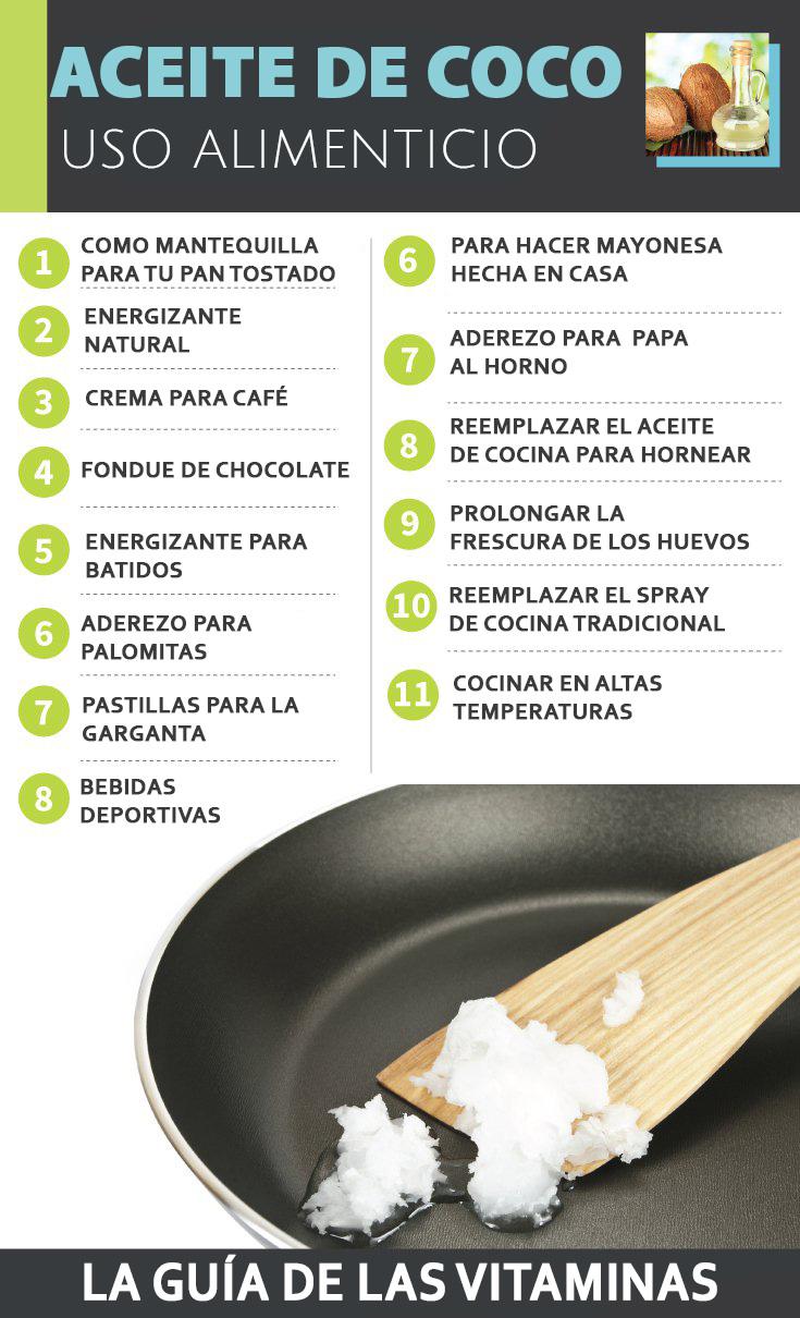 74 usos del aceite de coco que cambiar n t vida for Como se cocina la col