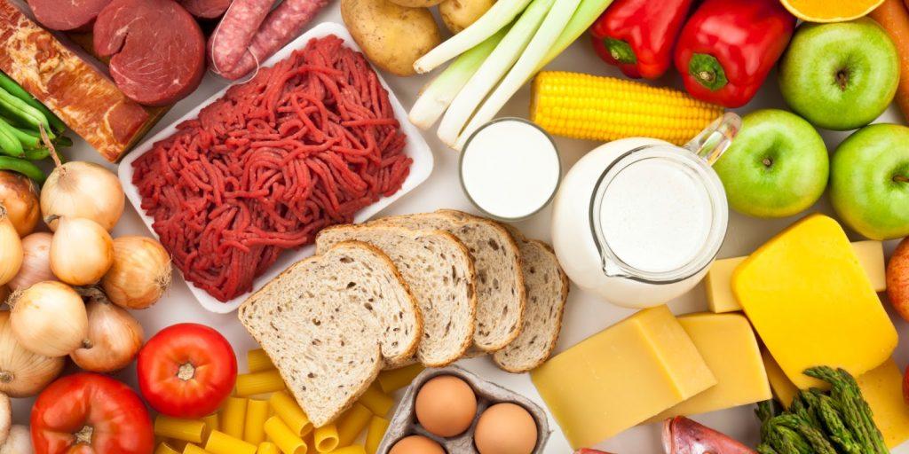 Cómo bajar de peso rápido-alimentos