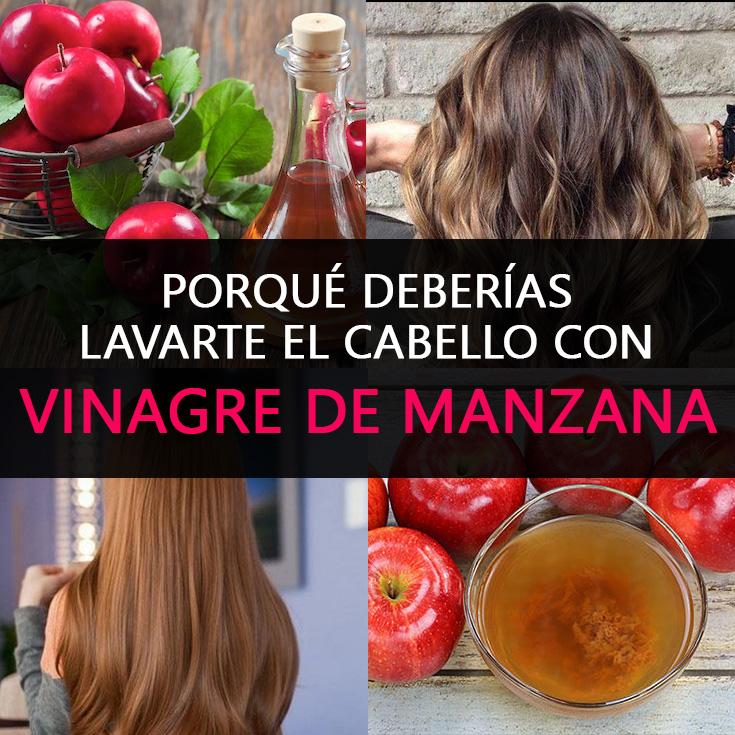 lavar-el-cabello-con-vinagre-de-manzana
