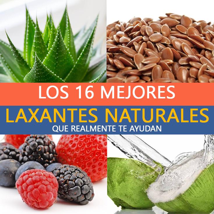 Los 16 alimentos que hacen los mejores laxantes naturales - Medicamento para ir al bano ...