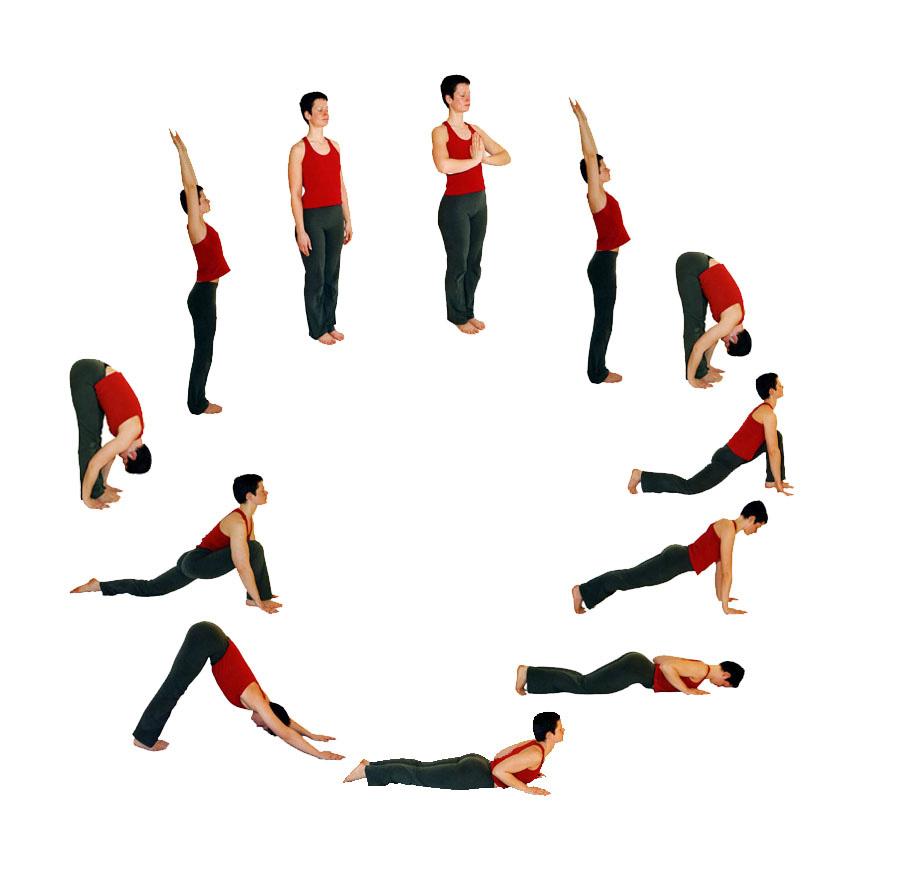 La yoga te ayuda a bajar de peso