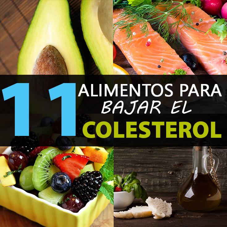 11 alimentos para bajar el colesterol la gu a de las vitaminas - Alimentos que provocan colesterol ...