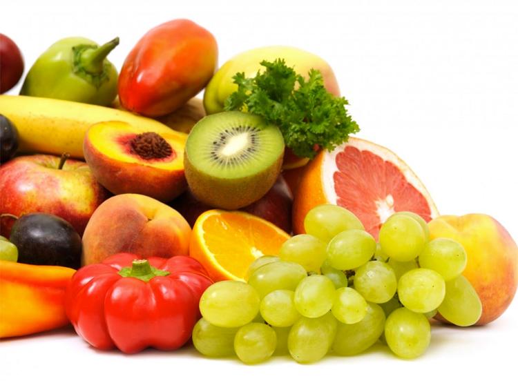 chiles-citricos-uvas-durazno