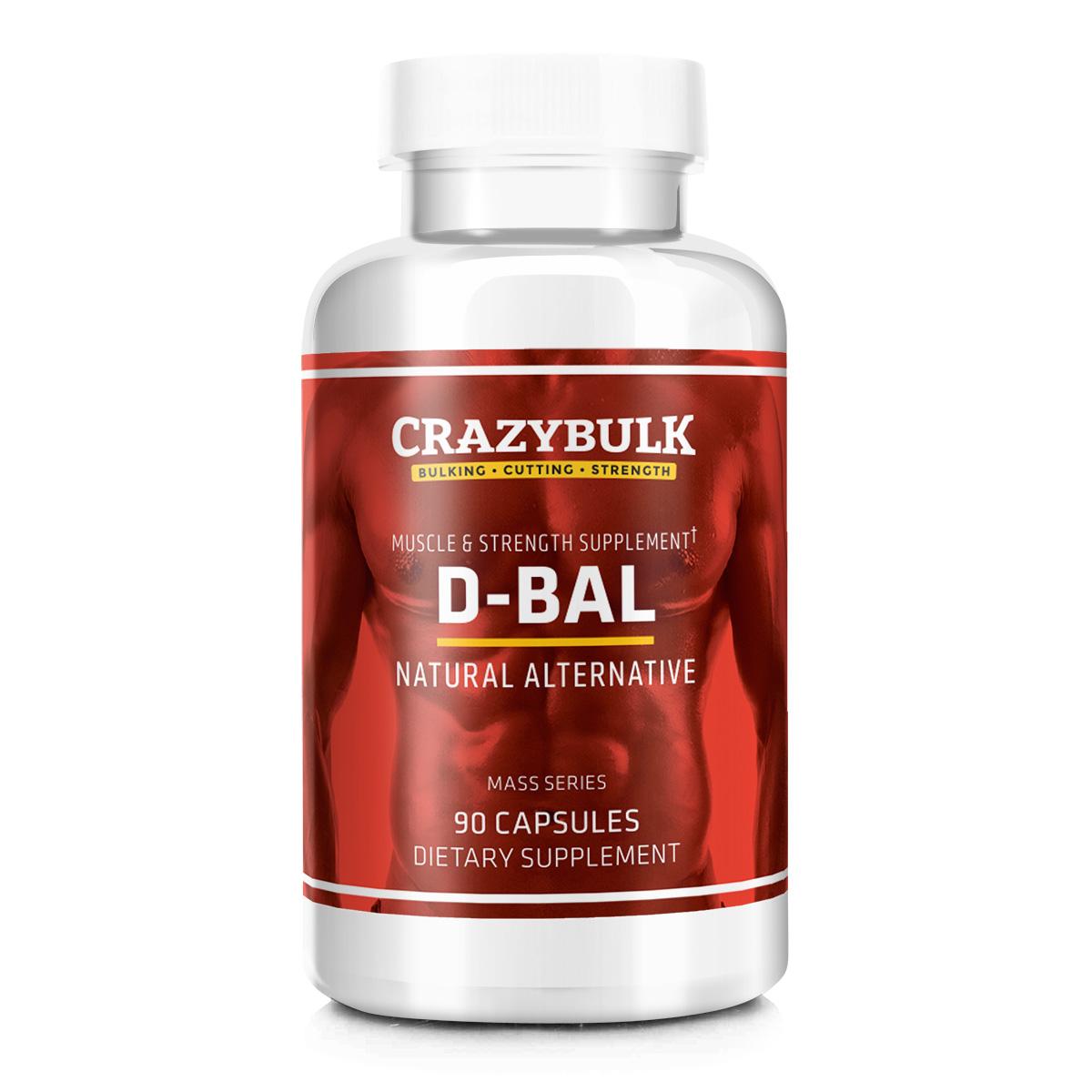 D-Bal hecho por CrazyBulk
