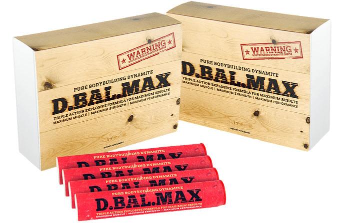 d-bal-max-ingredientes
