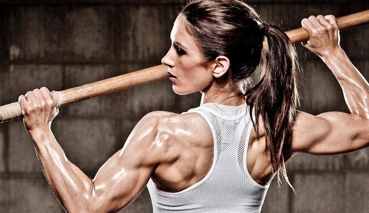 mujer-ejercitandose