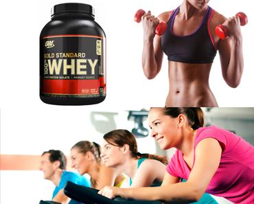 whey-mujer-con-mancuernas-personas-haciendo-ejercicio