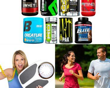 suplementos alimentares para musculação