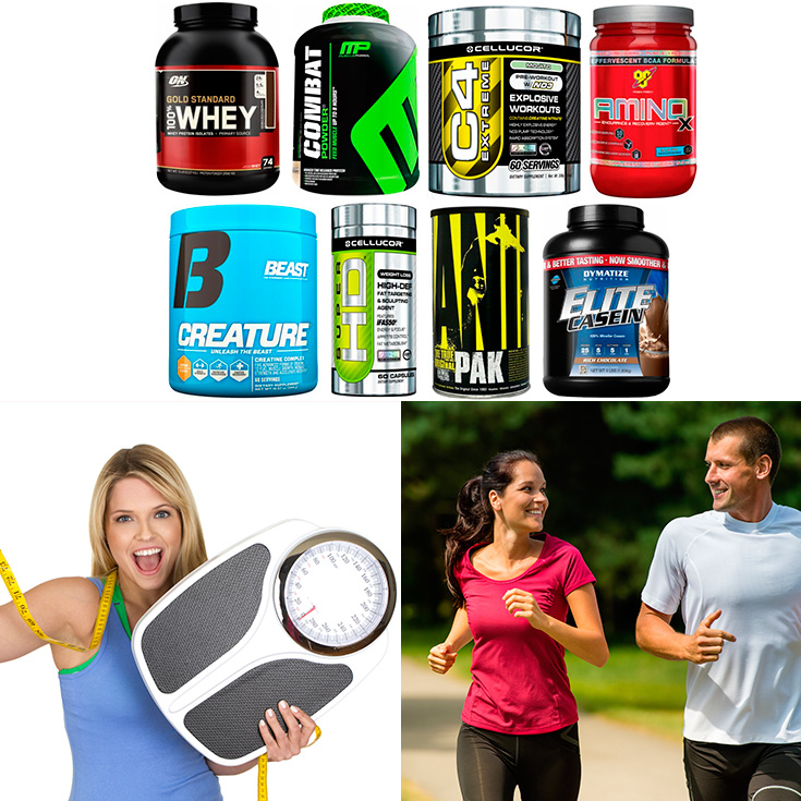 Suplementos alimenticios para bajar de peso son seguros