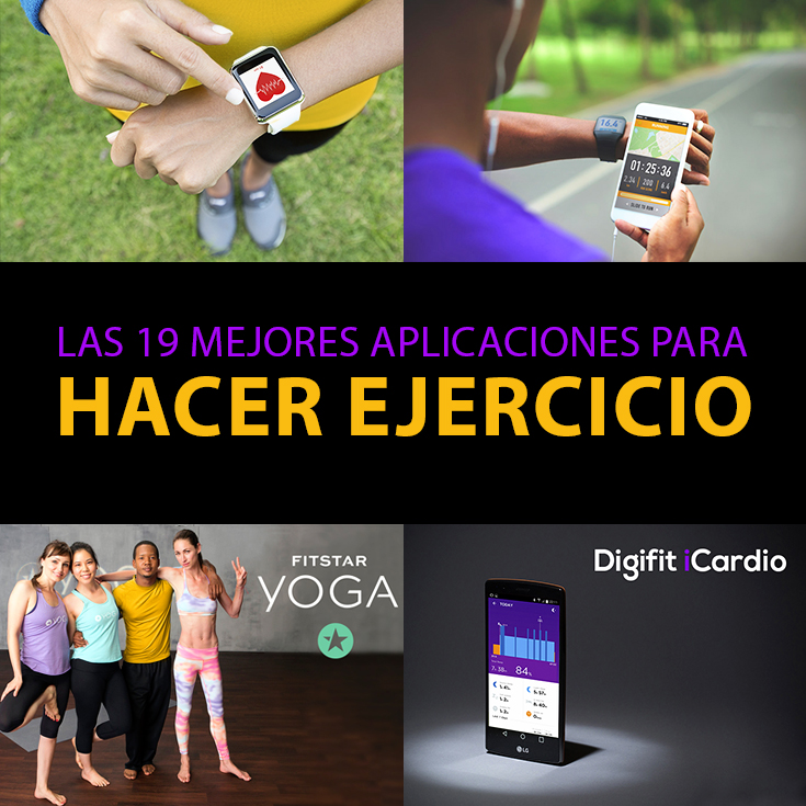 Las 19 mejores aplicaciones gratis para hacer ejercicio en casa la gu a de las vitaminas - Aplicaciones para hacer deporte en casa ...