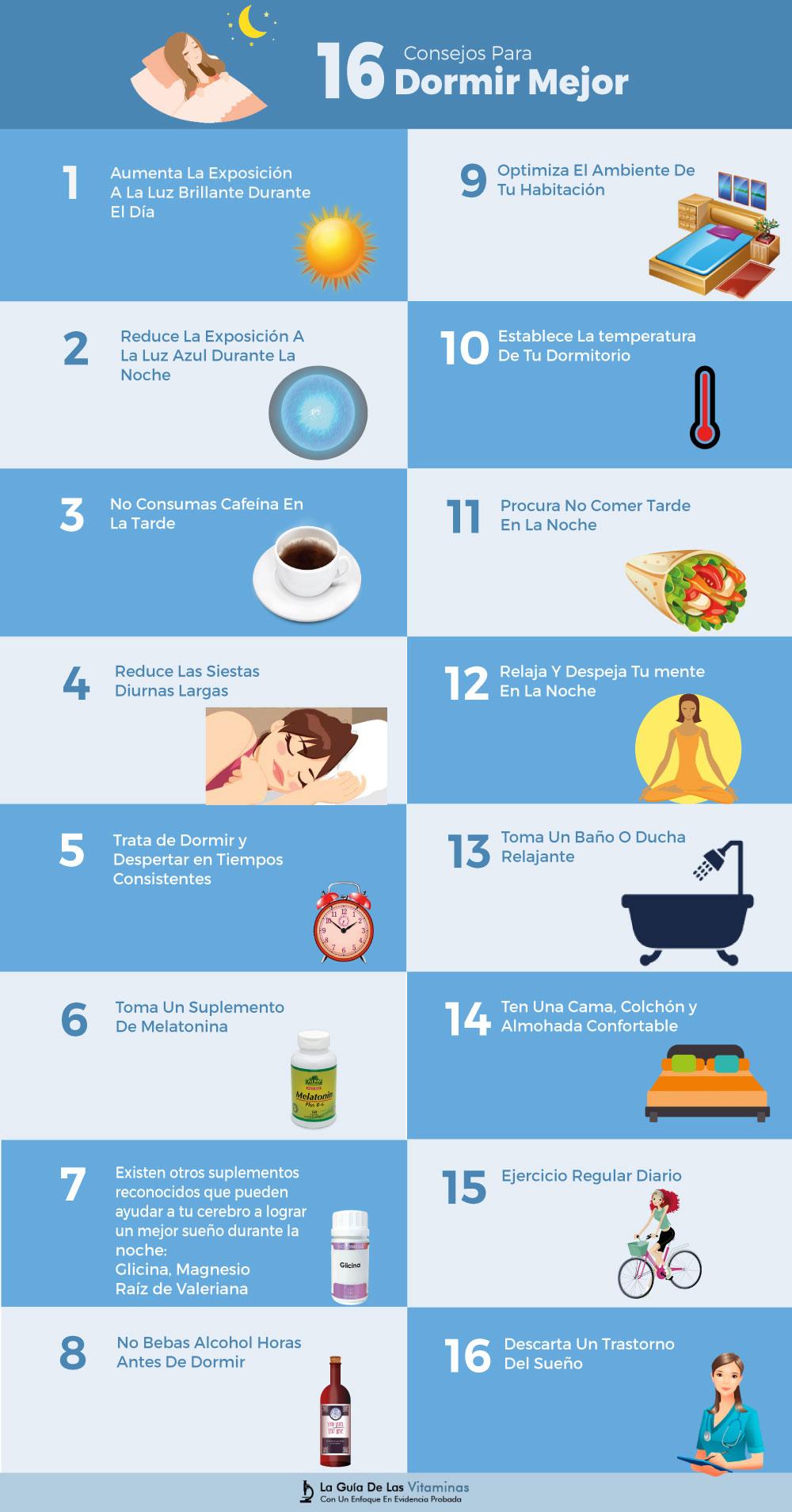 17 consejos para dormir mejor probados por la ciencia la - Como dormir bien ...