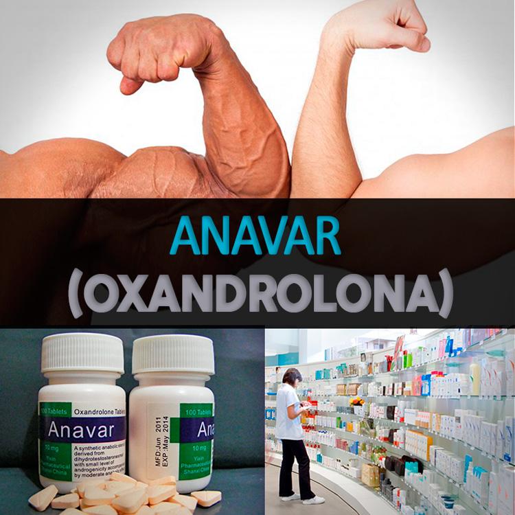 Oxandrolona (Anavar) Ganhar peso