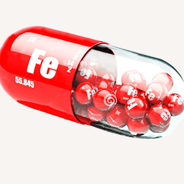Anemia por deficiencia de hierro: causas, consecuencias y