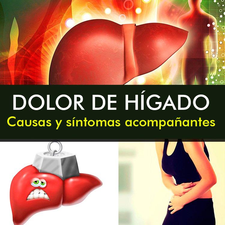 Dolor De H Gado Causas S Ntomas Y Tratamiento La Gu A