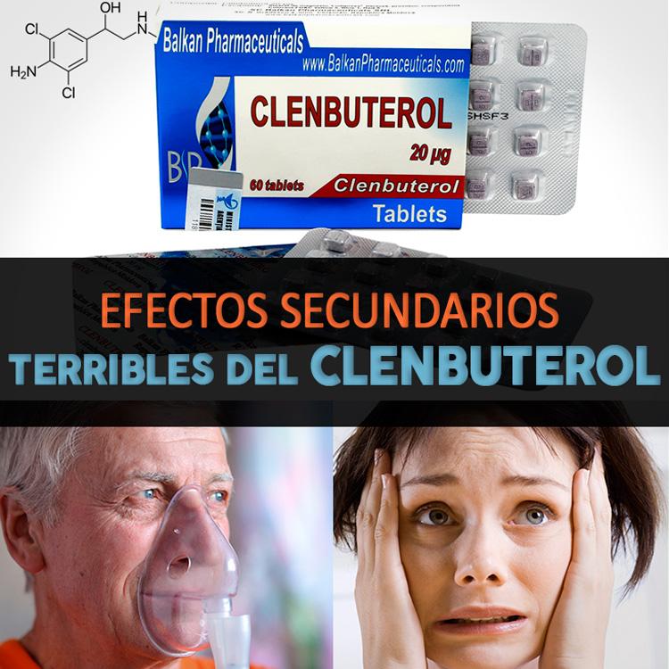 Efectos clenbuterol clorhidrato de
