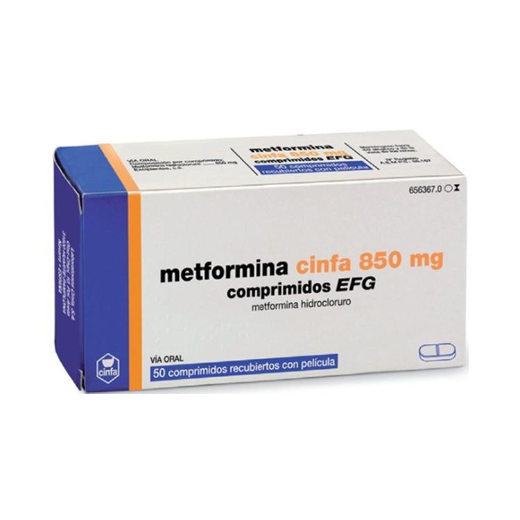 para qué sirve la metformina